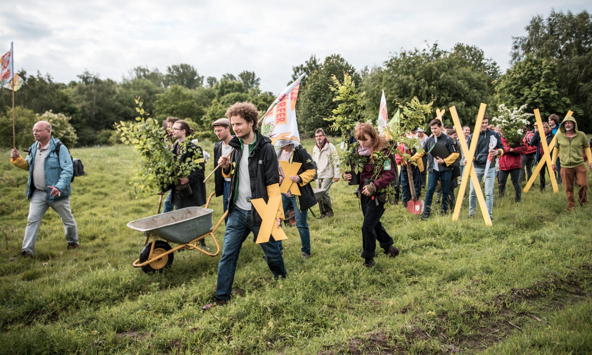 Nach der Kohle: Das Rheinland der Gemeinschaft bauen